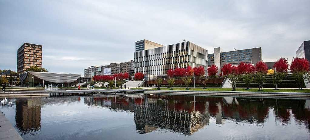 Đại học Erasmus Rotterdam xếp hạng 57 toàn thế giới, theo bảng xếp hạng GUER 2019