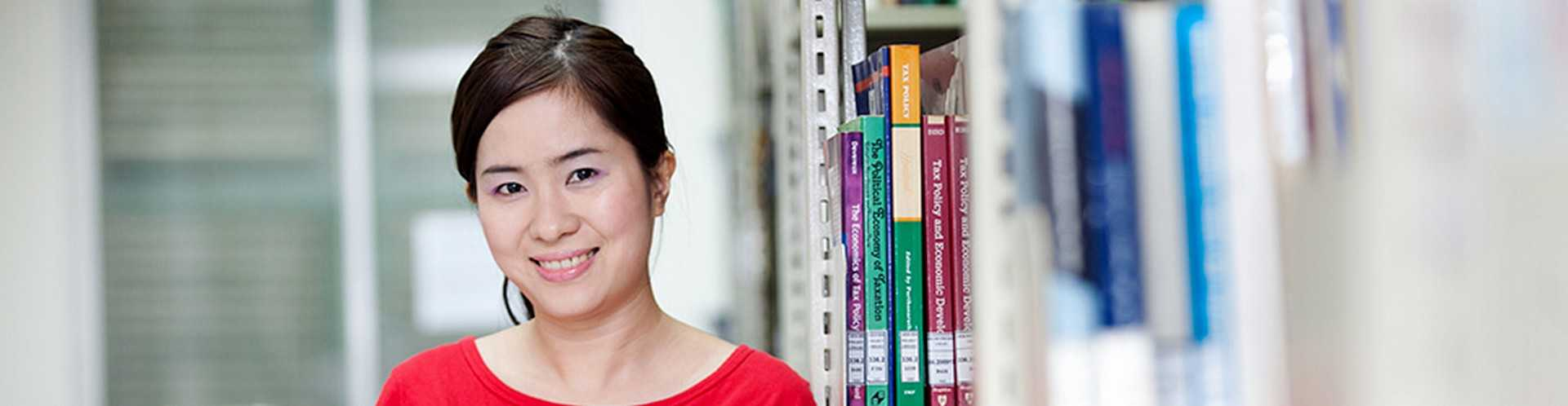 Thạc sĩ kinh tế ứng dụng MAE