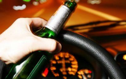Khảo sát sự thay đổi hành vi lái xe sau khi uống rượu bia